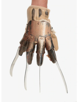 A Nightmare On Elm Street Freddy Glove by Hot Topic