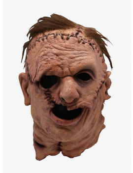 The Texas Chainsaw Massacre Leatherface Mask by Hot Topic