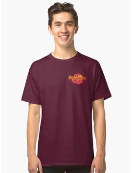 Sarah Rose Cosmetics Logo Shirt   Drop Dead Gorgeous Classic T Shirt by Pop Shop !