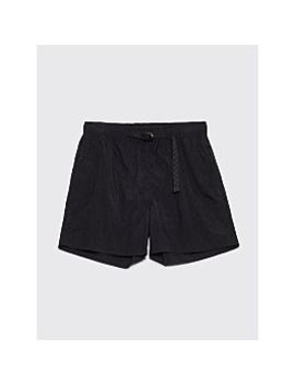 Nike Acg Nylon Shorts Black by Très Bien