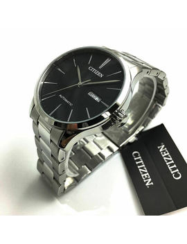 Men's Citizen Automatic Day And Date Display Watch Nh8350 83 E by Citizen