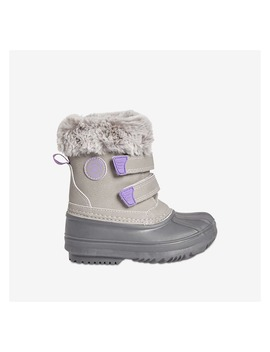 Toddler Girls' Snow Boots by Joe Fresh