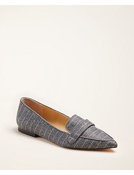Luann Loafer Flats by Ann Taylor