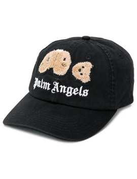 Kill The Bear Appliqued Baseball Cap by Palm Angels