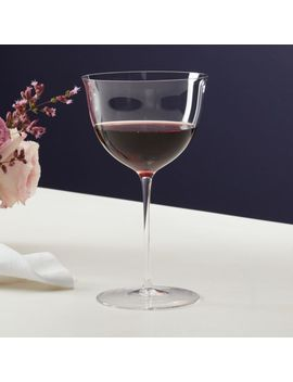 Tinto Red Wine Glass by Crate&Barrel