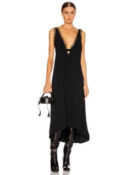 Lingerie Midi Dress by Victoria Beckham