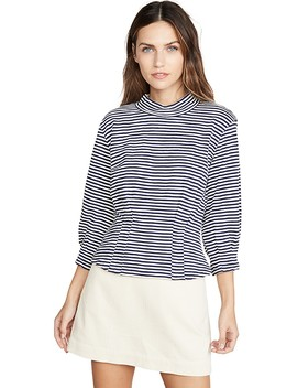 Necco Stripe Top by Madewell