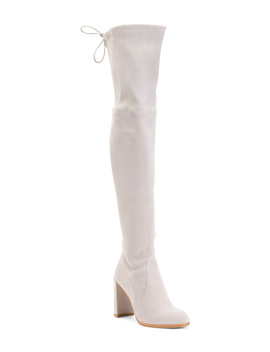 Over The Knee Tie Back Boots by Tj Maxx