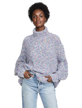 Marled Sweater by Dna