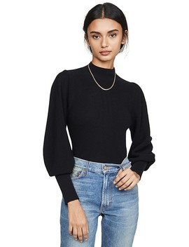 Balloon Sleeve Blouse by Edition10