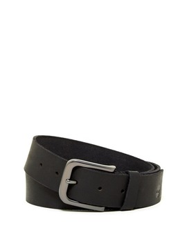 35mm Classic Leather Belt by Timberland