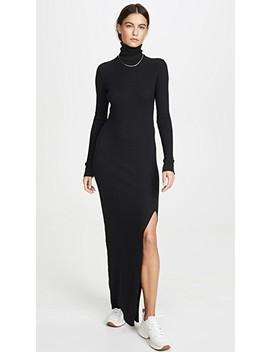 Turtleneck Dress by Twenty Montreal