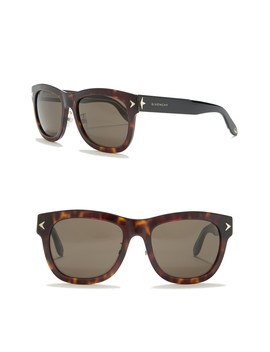 56mm Square Sunglasses by Givenchy
