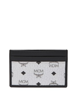 Spot Viseto Mini Card Case by Mcm