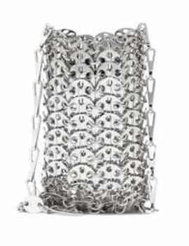 Iconic 1969 Mini Shoulder Bag by Paco Rabanne