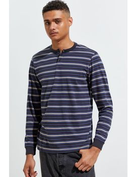 Katin Lucia Long Sleeve Henley Tee by Katin