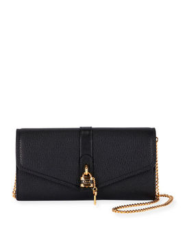 Aby Long Flap Wallet On Chain by Chloe