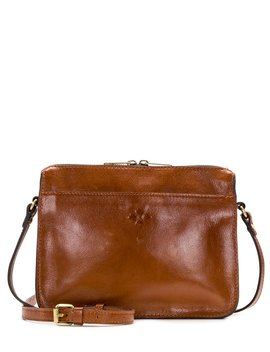 Heritage Collection Nazaire Top Zip Crossbody Bag by Patricia Nash