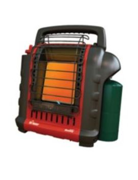 Mr Heater 9000 Btu Buddy Portable Heater by Canadian Tire