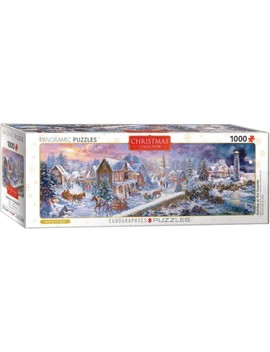 Holiday At The Seaside 1000 Piece Puzzle by Best Buy