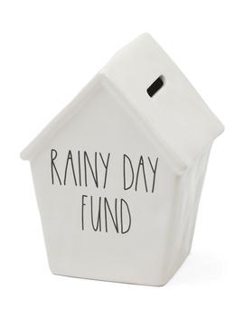 Rainy Day Fun Money Bank by Tj Maxx