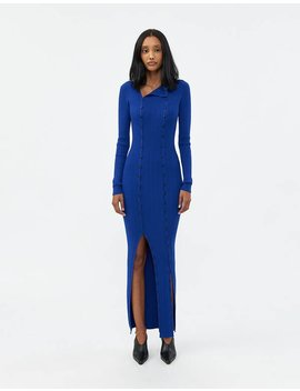 La Robe Maille Azur In Blue by Jacquemus Jacquemus