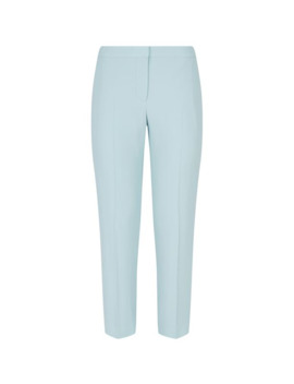 Pleated Cigarette Trousers by Alexander Mc Queen