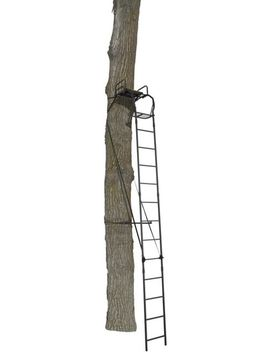 Big Game Warrior Pro Single Person Ladder Stand, 16 Ft by Canadian Tire
