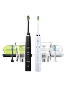 Philips Sonicare Diamond Clean Rechargeable Toothbrush, 2 Pack by Philips Sonicare