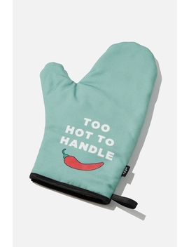 Oven Mitt by Cotton On