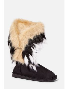 Winter's Coming Furry Fuzzie Vip Membership Program by Justfab
