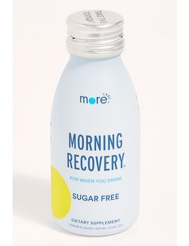 Morning Recovery Sugarfree by More Labs