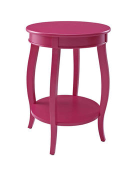 Madison Accent Table by Asstd National Brand