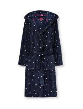 207375 Fluffy Dressing Robe by Joules
