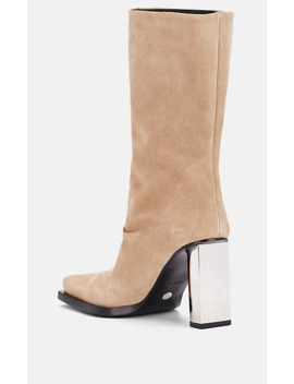 Suede Ankle Boots by Proenza Schouler