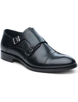 Ankari Floruss Cap Toe Monk Shoe by Ankari Floruss