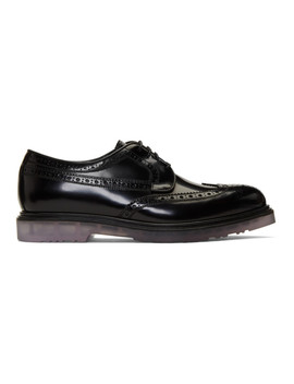 Black Crispin Brogues by Paul Smith
