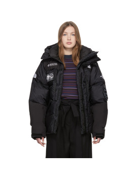 Black Down 7 Se Himalayan Parka by The North Face