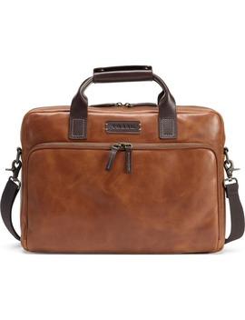 Sutton Slim Briefcase by Trask