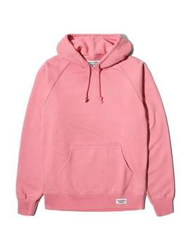Washed Heavy Pullover Hood Sweatshirt (Type 3) by Bodega