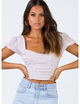 Tallulah Crop Top by Princess Polly