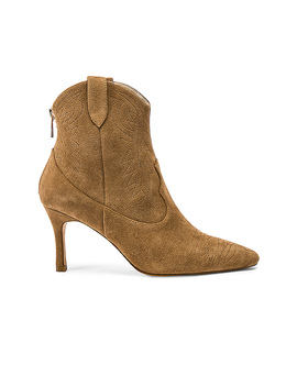 Sequoia Bootie In Tan by Raye