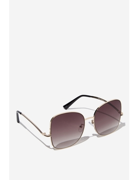 Khloe Oversized Sunglasses by Cotton On