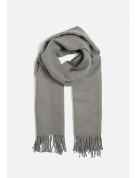 Gray Blanket Scarf by Missguided