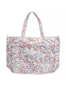 Ju Ju Be® Super Be Diaper Tote In Sakura Swirl by Bed Bath And Beyond