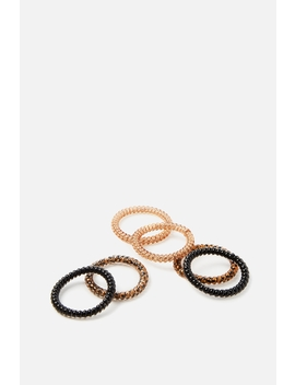 Body Home Spa | Small Hair Ties by Cotton On