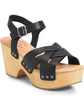 Wausau Platform Sandal by Kork Ease