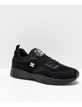 Dc E. Tribeka All Black Shoes by Dc