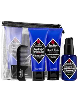 Beard Grooming Kit™ by Jack Black