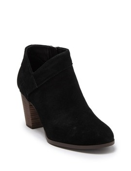 Amalea Suede Ankle Boot by Koolaburra By Ugg